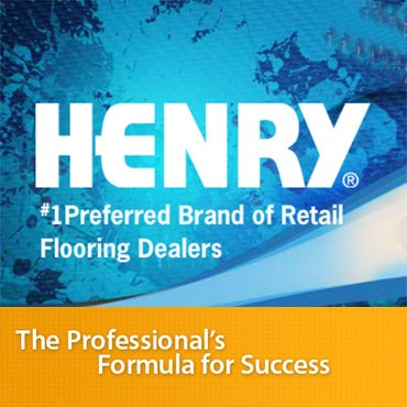 Henry® Adhesives | Bowie, MD